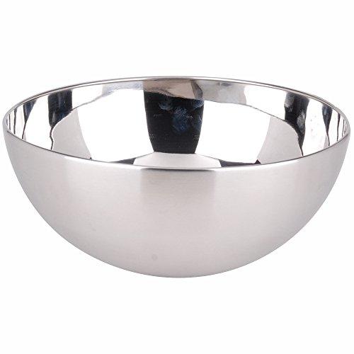 Promobo-Saladier in acciaio Inox, ciotola-Ciotola per pasticceria, preparazione cucina, 19 cm