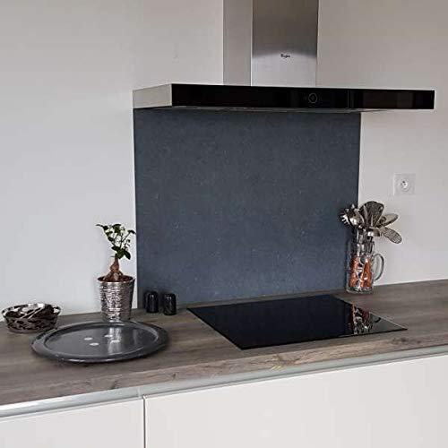 Pebble Stone - Placa de aluminio (55 x 110 cm): Amazon.es: Grandes electrodomésticos