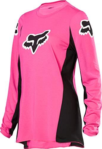 2020 Fox Racing Womens Legion Drirelease Jersey-Pink-L