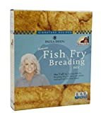 Paula Deen Fish Fry Breading Mix 15 Oz! Simply, Quick and Easy Baking Mix! Tasty Crunchy Homemade...