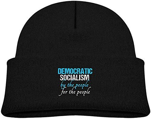 Bonnet tricoté pour bébé garçon et fille - NR - Socialism by The People for The People