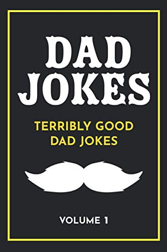 Terribly Best Dad Jokes Book