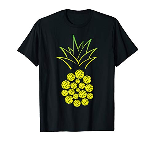 Pineapple Volleyball Funny T-shirt T-Shirt