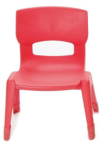 Weplay ke0005–00R – Chaise Moyenne, Rouge