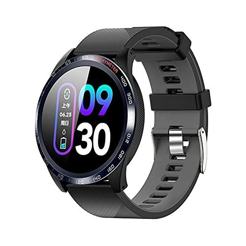 Smart Watch 1 3 pulgadas pantalla táctil Actividad Fitness Tracker con monitor de ritmo cardíaco y sueño Ip67 impermeable deportes podómetro contador de pasos para hombres y mujeres compatible para -C