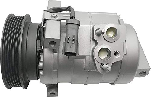 RYC Remanufactured AC Compressor and A/C Clutch IG333