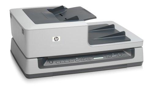 HP Scanner documentale a superficie piana HP Scanjet N8460