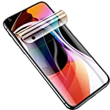 【2 Piezas】Película de Hidrogel Protector de Pantalla Compatible con Xiaomi Mi 9T / Mi 9T PRO / Redmi K20 PRO, 【Cobertura Completa】Película Protectora de TPU Suave Transparente (Película no Templada)