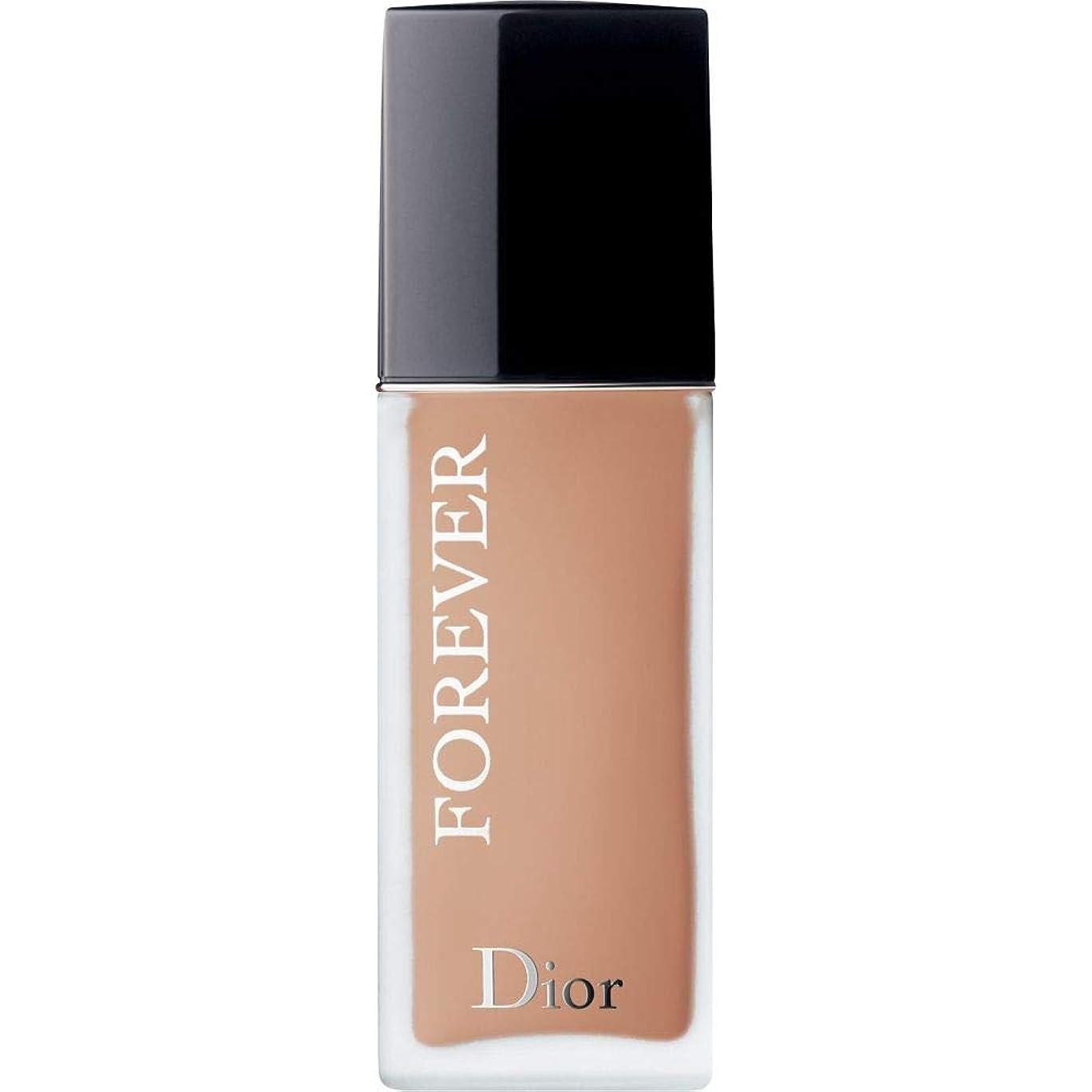 製油所露レディ[Dior ] ディオール永遠皮膚思いやりの基礎Spf35 30ミリリットル4Cを - クール(つや消し) - DIOR Forever Skin-Caring Foundation SPF35 30ml 4C - Cool (Matte) [並行輸入品]