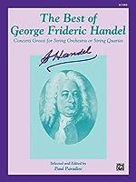 The Best of Handel: Score (Best Of...)