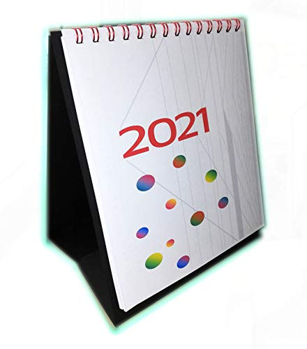 Calendario da tavolo 2019 - 12x16cm - mensile da scrivania