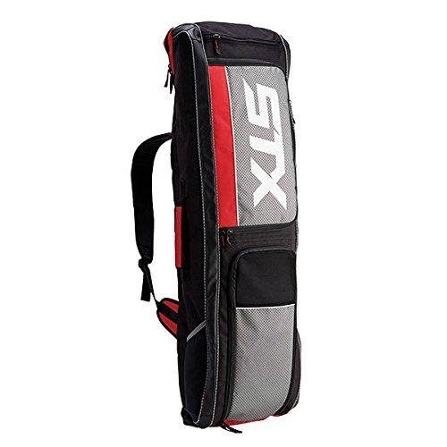 STX Bolsa de Pasaporte Hockey, Unisex-Adult, Rojo, Talla Ún