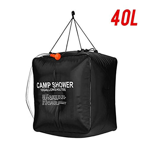 Purchase Z.L.FFLZ Shower Bag Outdoor Shower Bathing Bag Portable Solar Heated Water Bag Energy Heate...