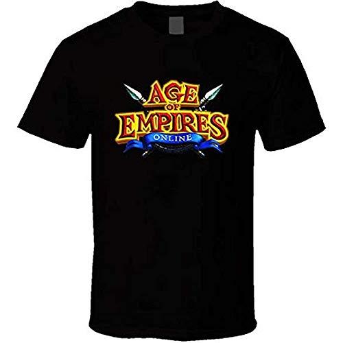 TRK PioNmY New Age of Empires Online Logo Men's T-Shirt