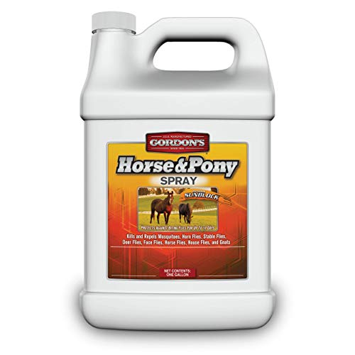 : Horse & Pony Insect Spray, 1 Gal : Livestock Equipment
