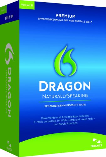 Dragon NaturallySpeaking Premium 11