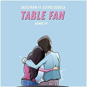 Table Fan Remix EP