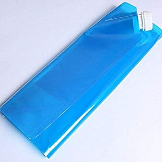 حقائب محمولة قابلة للطي لتخزين المياه للتخييم والتنزه للترطيب بلادار باللون الازرق