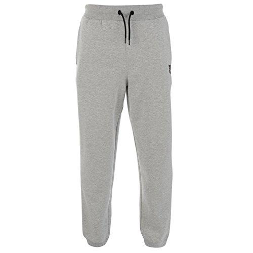 Everlast Hombre Pantalones Deportivos De Jogging Running Gris Marga M