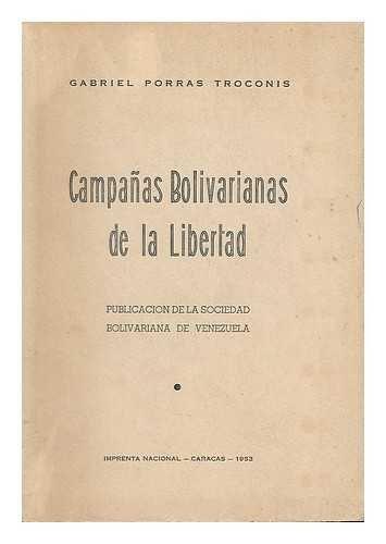 Caracas : Sociedad Bolivariana de Venezuela