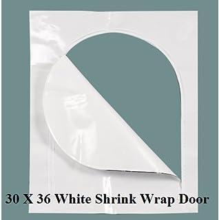 US Marine Products 30 X 36 White Shrink Wrap Door