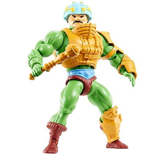 Masters of the Universe GNN89 - Origins Actionfigur (14 cm) Man-At-Arms, Actionfigur zum Spielen und Sammeln ab 6 Jahren