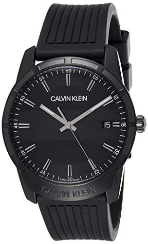 Calvin Klein Uhr mit Gummi Armband K8R114D1