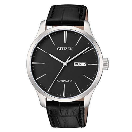 Relógio Citizen Masculino Ref: Tz20788d Automático Prateado