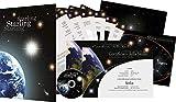 Registro de stelle Starling© - Regalare una stella - Comprare una stella - Dare il nome ad una stella (Twin)