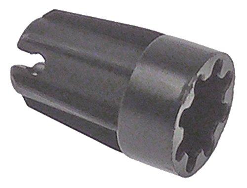Dynamic koppeling voor mixer Dynamix voor staafmixer D1 ø 19 mm 8 tanden D1 19 mm GSM1000 binnen 6,3 mm lengte 29,5 mm