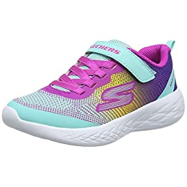 Skechers-Go-Run-600-dazzle-Strides-Zapatillas-para-Nias