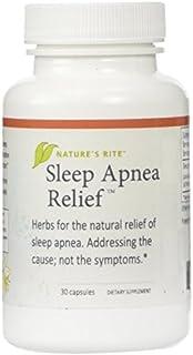 Sleep Apnea Relief Natures Rite 30 Caps (2 Pack)