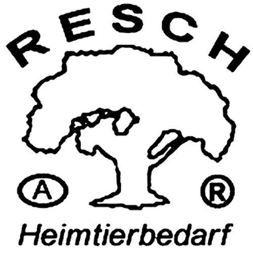 """Resch Nr11 """"Nagerhöhle XL"""" naturbelassenes Massivholz aus Fichte / mit Treppe zur Liegeterasse, integrierter Heuraufe, großen Eingängen und gerundeten Ecken - 8"""