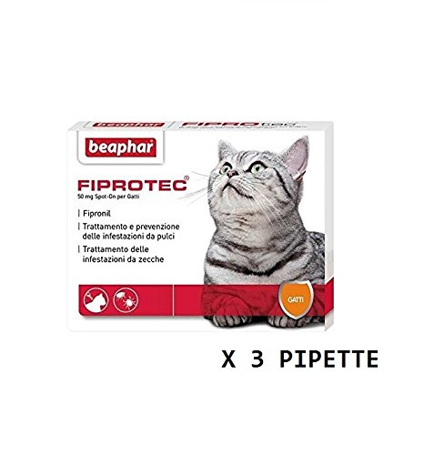 Fiprotec Gatto 50 MG -