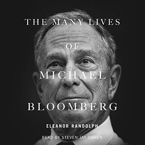 The Many Lives of Michael Bloomberg cover art