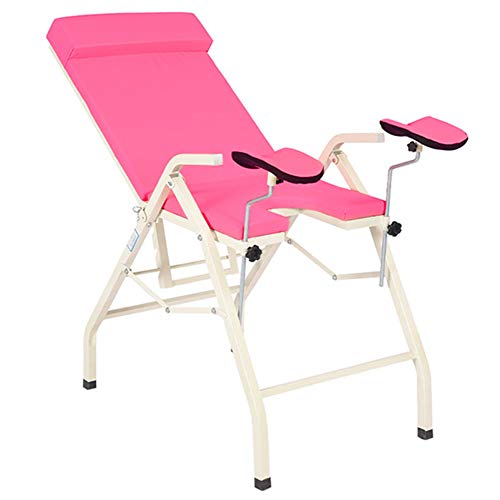 WSN Cama de Examen ginecológico, Beauty Bed - Silla Plegable portátil para...