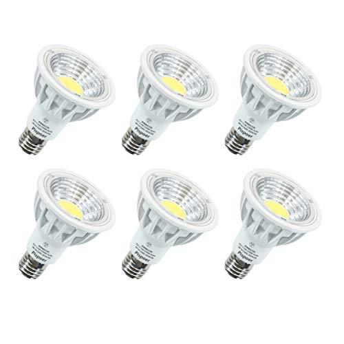 5.5W E17 LEDスポットライト電球色2700K 50-60W形相当ハロゲン電球 高演色RA95 550LM 広角90度 非調光 ダトクトレール用LEDスポットライ(6個入り)