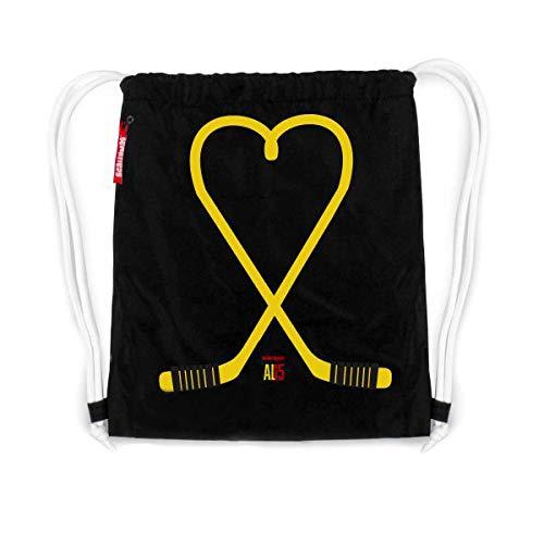 Scallywag® Eishockey Tasche Andrea Lanzl I A BRAYCE® Collaboration (Gymsack von DEB Rekord-Spielerin AL15)