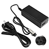 RayWEE 48W 24V 2A Power Charger 3-Prong Inline...