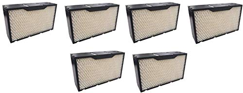 EFP Humidifier Filters for 1041 Aircare Essick Air Bemis Model Humidifiers Replacement Wicking Filters | Includes 6 Aftermarket Filters