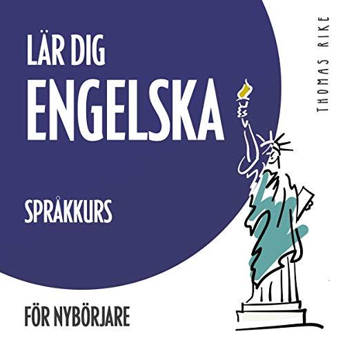 Lär dig engelska - språkkurs för nybörjare cover art