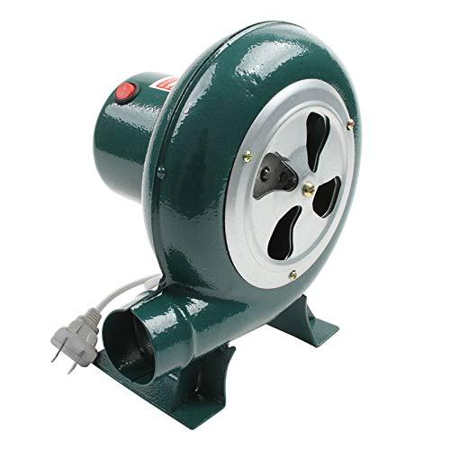 Ventilador de Barbacoa Manual de Forja, Control de Velocidad de la Campana de Viento, con Interruptor y Cable de 1,8 M, para Acampar/Picnic/Actividades al Aire Libre