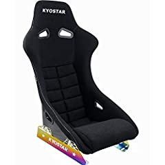 Side mounts for one seat. Made from high strength steel. Fits most slider or rail such as Bride, Sparco, Recaro seats sliders and/or bases. With this type of side mount, you are also able to adjust your seat lower, Which give you better control of th...