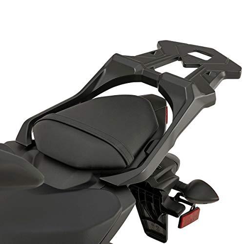 Genuine Yamaha Accessories Rear Rack (Black) Compatible with 15-17 Yamaha FZ07
