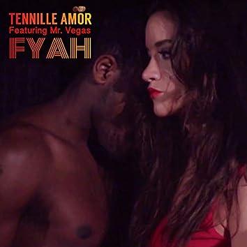 Fyah (feat. Mr. Vegas)
