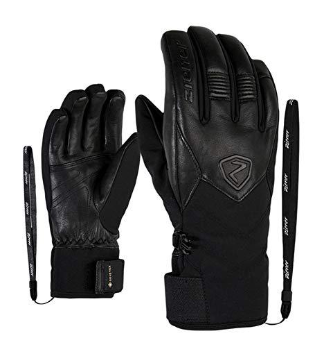Ziener Gloves Kabira Gore Tex Gants de Ski pour Femme Taille Unique Noir