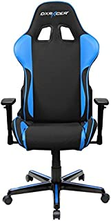 DXRacer OH/FH11/NB Formula Series Black and Blue Gaming Chair - Includes 2 Free Cushions and on Frame