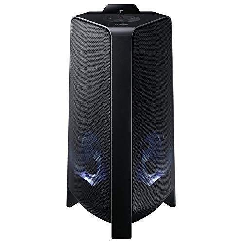Samsung Sound Tower Lautsprecher MX-T50, Bluetooth, 2.0-Kanal-System, Bass Booster, Karaoke-Modus - 4