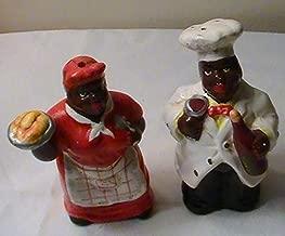 Best black americana salt pepper shakers Reviews