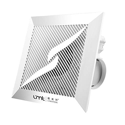 Ceiling exhaust fan, Kitchen bathroom extractor exhaust fan, Powerful...